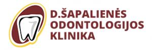D. Šapalienės odontologijos klinika, UAB logotipas